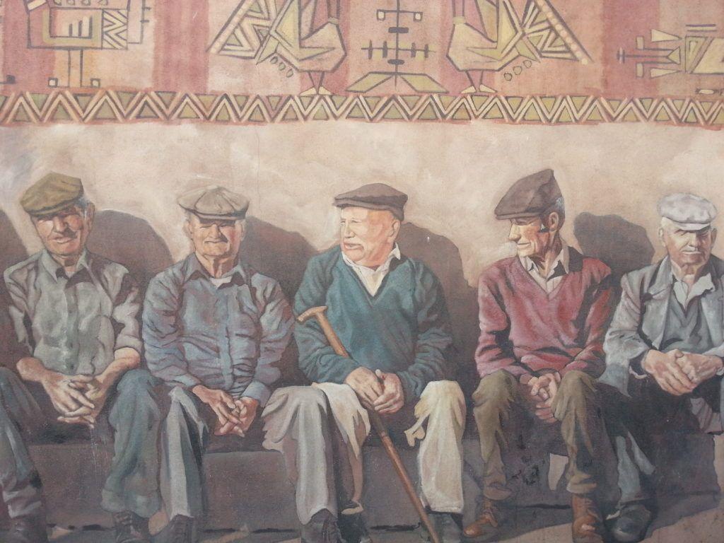 Murales di Dualchi
