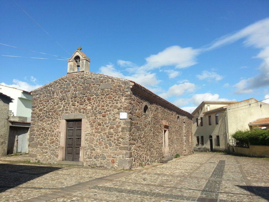 Chiesa di Sant'Antonio a Dualchi