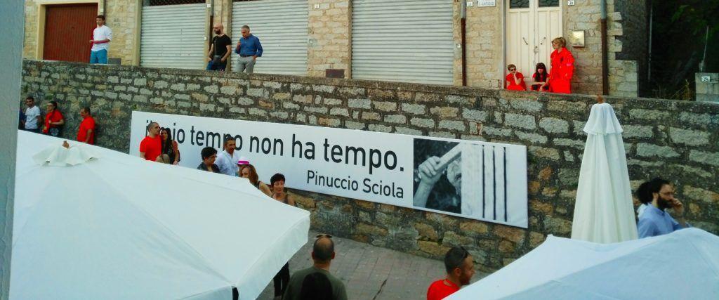 In memoria del grande artista Pinuccio Sciola, recentemente scomparso.